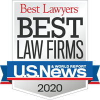Best Law Firms 2020 Badge 200x200